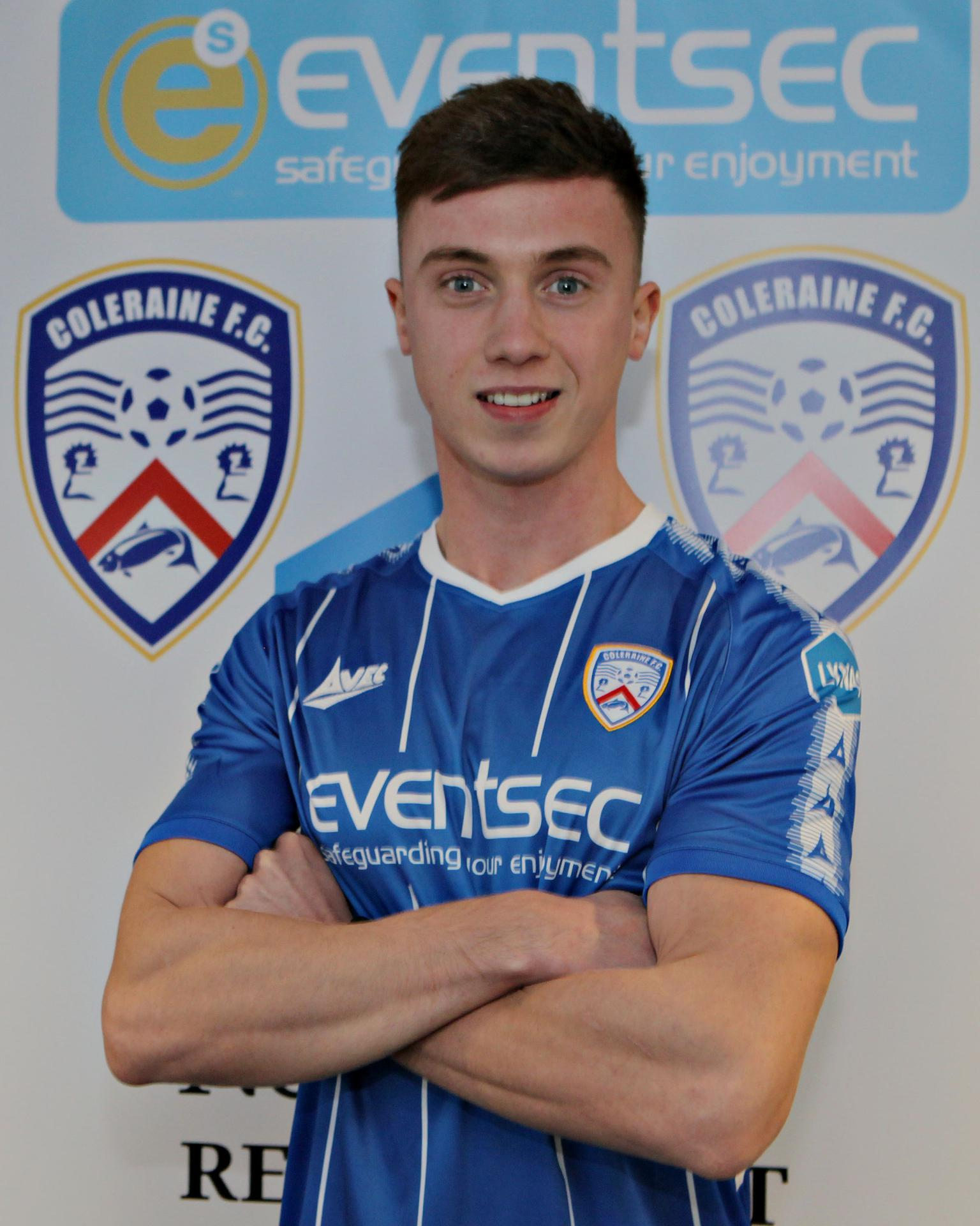 Shevlin signs for Bannsiders - Alpha Newspaper Group