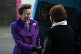 HRH Princess Royal Officially opens town library in Coleraine