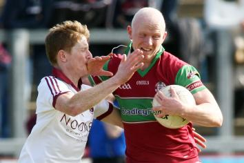 Eughan Rua boss expects '50/50' game