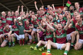 Eoghan Rua Coleraine clinch second county football title