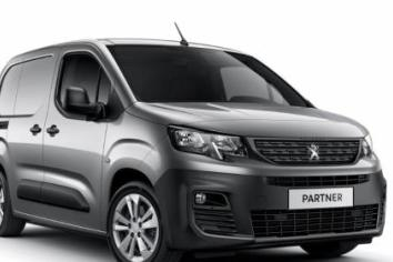 All new Peugeot Partner named international van of the year 2019