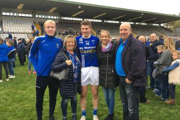 Eoghan Rua ready for Scotstown test