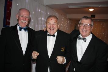 Former Irish international guest of Coleraine Rugby Club