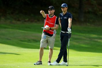 World title in the bag for north coast caddie
