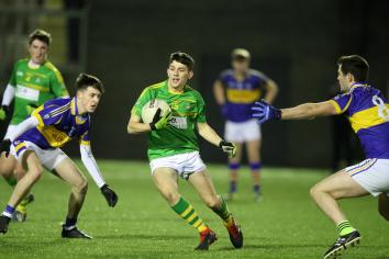 Dominant Dunloy book their place in U21 championship final
