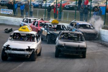 Boxing Day caravan Derby set for Aghadowey Oval