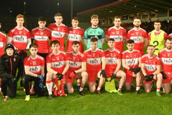 Fermanagh up next for Derry