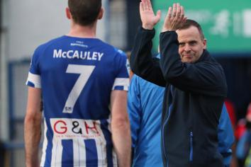 Blow for Bannsiders as Darren McCauley's future in doubt