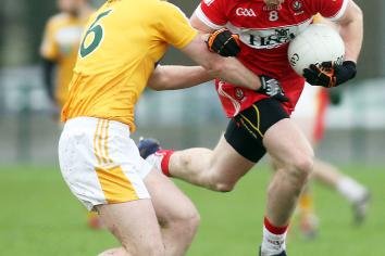 Derry to meet Tyrone in McKenna Cup semi