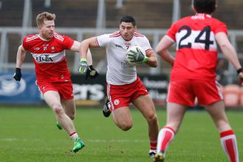 Derry away to Antrim in National League opener