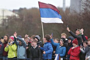 Dalriada win bragging rights in Schools Cup derby