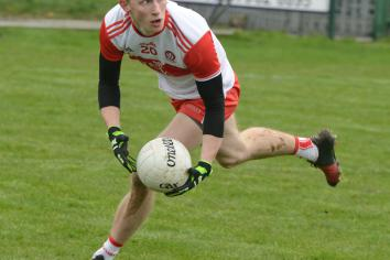 Derry record back to back wins