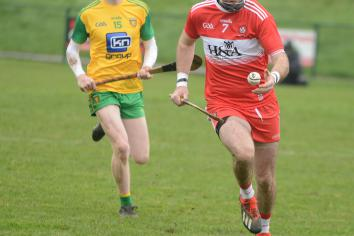 Derry hurlers get the better of Donegal
