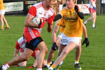 Derry confident of four in a row