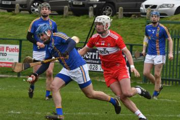 Derry miss chances against Wicklow