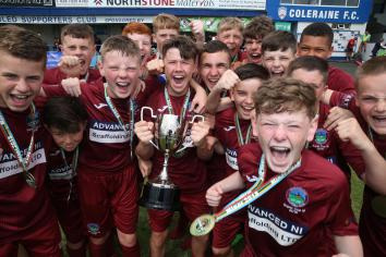 Super Cup NI Junior Section set for expanison