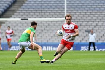 Derry crowned Allianz National League Division four champions