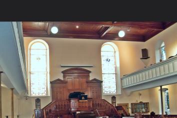 Funding boost for Aghadowey church