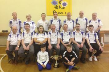 Saint Colman's do the double