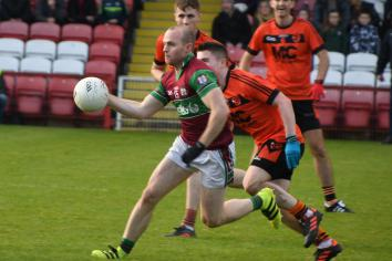 Holders Coleraine to face Magherafelt in Derry SFC