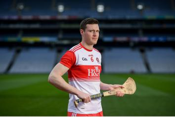 Derry hurlers take on Donegal