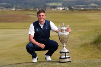 Sugrue qualifies for The 148th Open