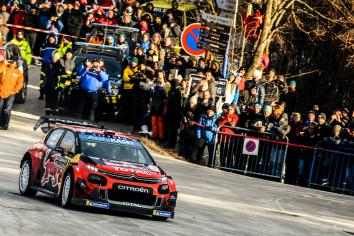 Hosting the WRC is an unmissable opportunity - Paisley