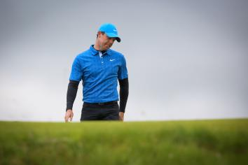 Day of mixed fortunes at The Open