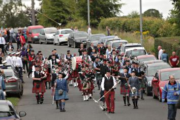 In Pictures: Garvagh Cancer Parade