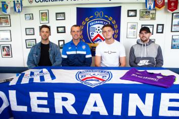 Bannsiders add a trio of players ahead of Glenavon clash