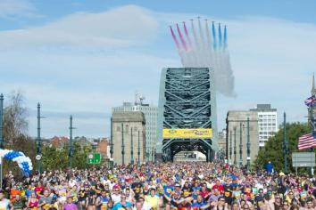 Super-fit McIntyres set for Great North Run