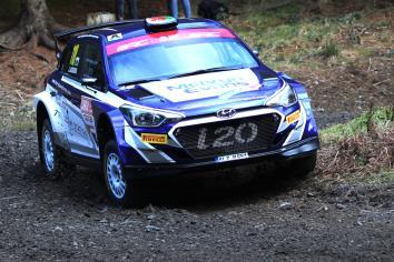 McErlean handed Wales Rally GB drive