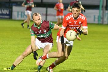 Holders out of Derry SFC