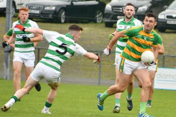 Heavyweights set to clash in Derry SFC