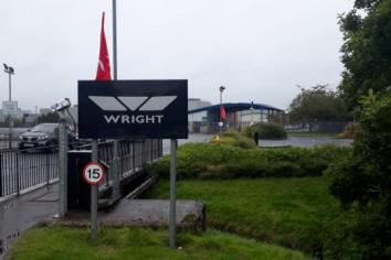 Jeff Wright on Bamford, the Wrightbus deal and the 'legacy land'