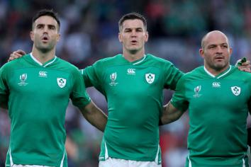 Ireland name team for All Blacks test