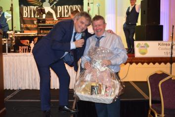 Kilrea Golf Club holds centenary dinner