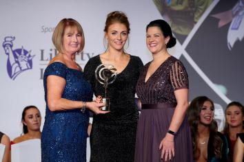 Top award for Grainne
