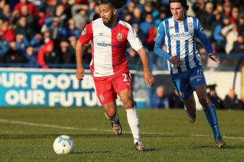 Coleraine look to consolidate lead
