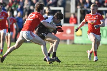 Rossas bow out of Ulster Club Championship