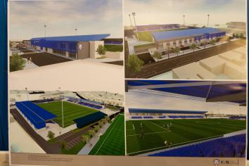 Coleraine unveil ambitious plans