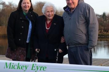 Boat named in memory of former schoolteacher