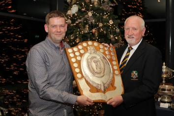 Portstewart Golf Club presents annual awards