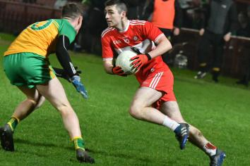 Donegal end Derry McKenna Cup hopes