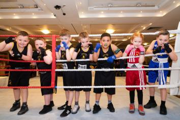 Churchland's Boxing Night proves a knock-out