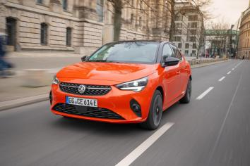 Electric Corsa to cost from £27,165