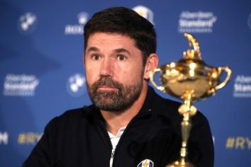 Harrington keen for Ryder Cup to take place