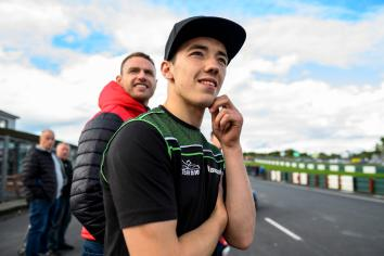 World Supersport 300 'right step for my career'