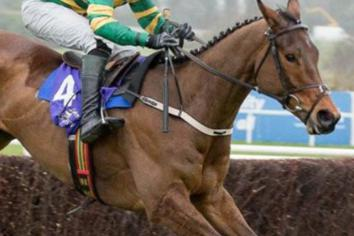 Jody happy to be back in the saddle