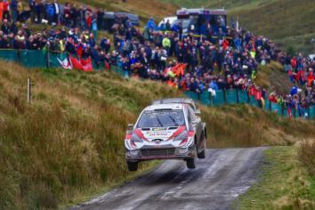 Covid-19 forces cancellation of 2020 Wales Rally GB